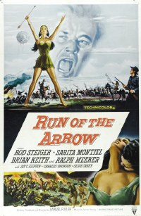 Run of the Arrow (1957)