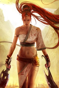 Heavenly Sword (2013)