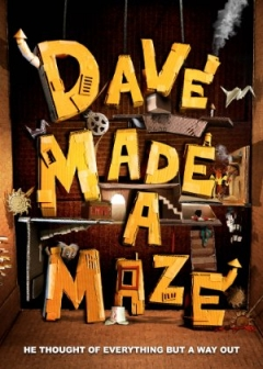 Dave Made a Maze - Official Trailer 1