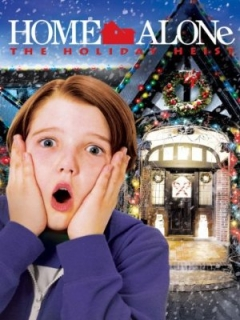 Home Alone: The Holiday Heist Trailer