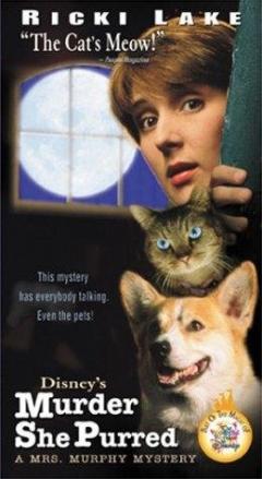 Murder She Purred: A Mrs. Murphy Mystery (1998)