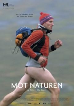 Mot naturen poster