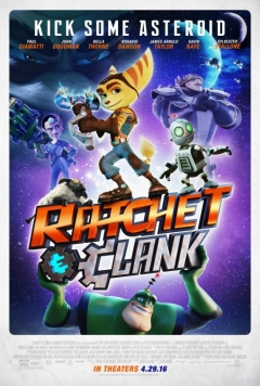 Ratchet & Clank Official Trailer #1 (2015) - Bella Thorne Animated Movie HD
