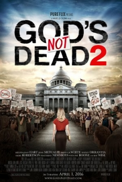 God's Not Dead 2 Trailer