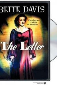 Filmposter van de film The Letter (1940)