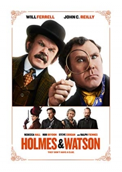 AngryJoeShow - Holmes & watson angry movie review