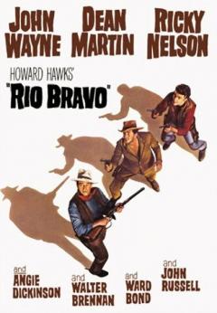 Filmposter van de film Rio Bravo (1959)