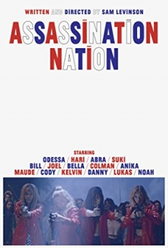 Kremode and Mayo - Assassination nation reviewed by mark kermode