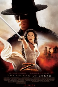 The Legend of Zorro Trailer