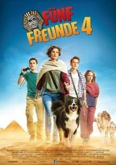 Fünf Freunde 4 Trailer
