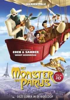 Het Monster van Parijs (2011)