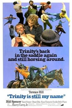 ...continuavano a chiamarlo Trinità (1971)