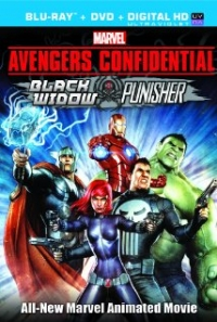 Avengers Confidential: Black Widow & Punisher (2014)