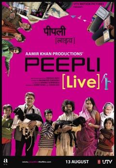 Peepli Live (2010)