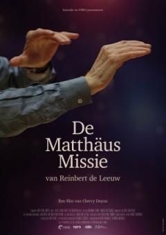 De Matthäus missie van Reinbert de Leeuw poster