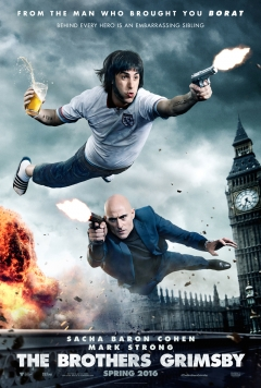 The Brothers Grimsby - trailer