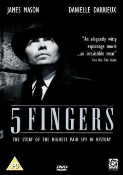 5 Fingers (1952)