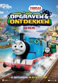 Thomas de Stoomlocomotief, Opgraven & Ontdekken (2019)