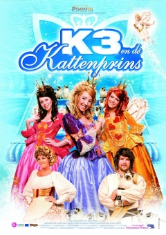 K3 en de kattenprins (2007)