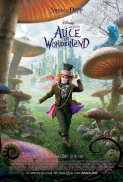 Alice in Wonderland Trailer