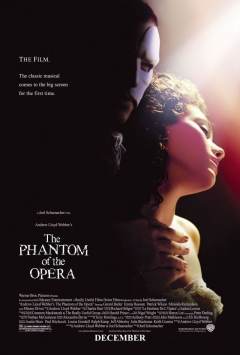 The Phantom of the Opera Trailer