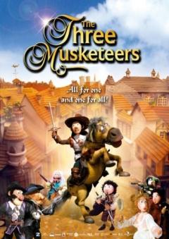 Tre musketerer, De (2005)