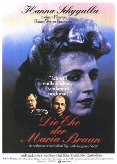 Ehe der Maria Braun, Die (1979)