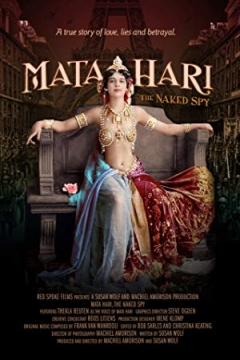 Mata Hari: The Naked Spy Trailer