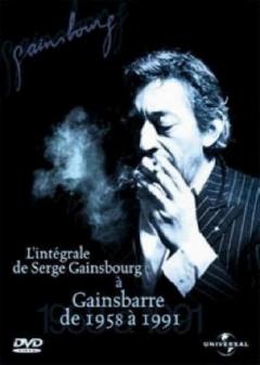 De Serge Gainsbourg à Gainsbarre de 1958 - 1991 (1994)