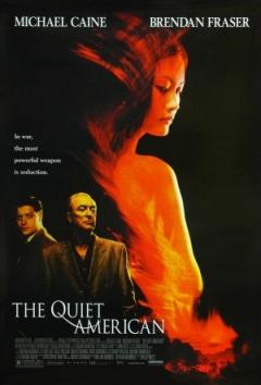 Filmposter van de film The Quiet American (2002)