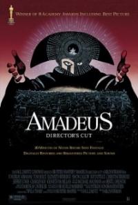 Filmposter van de film Amadeus (1984)