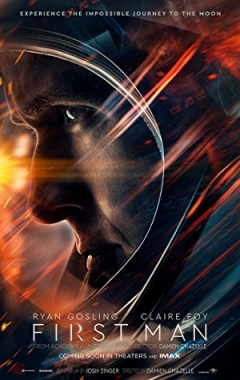 First Man (Dolby Vision)