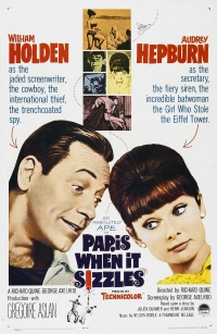 Paris - When It Sizzles (1964)
