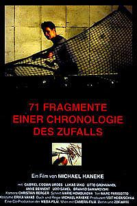 71 Fragmente einer Chronologie des Zufalls (1994)
