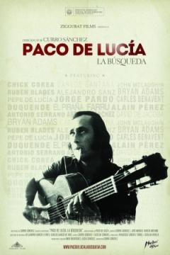 Paco de Lucía: la búsqueda (2014)