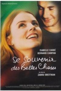 Se souvenir des belles choses (2001)