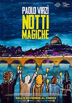 Notti magiche poster