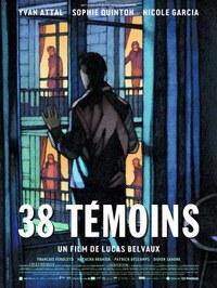 38 témoins poster