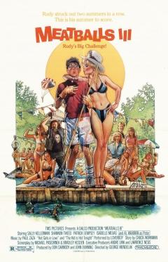 Meatballs III: Summer Job (1986)