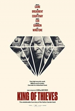 King of Thieves -trailer