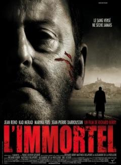 L'immortel poster