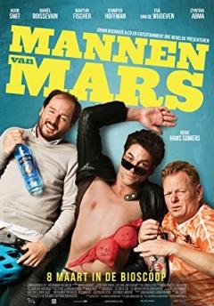 Mannen van Mars (2018)