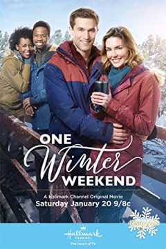 Filmposter van de film One Winter Weekend (2018)