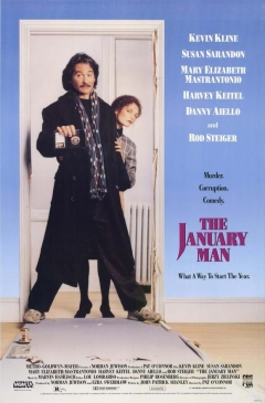 The January Man (1989)