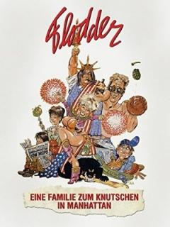 Flodder in Amerika! (1992)