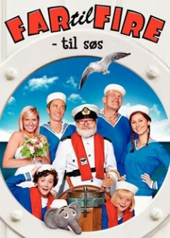 Far til fire: Til søs (2012)