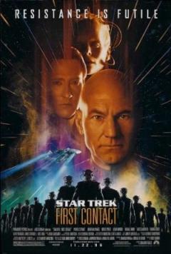 Star Trek: First Contact Trailer