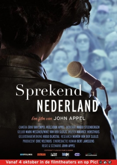Sprekend Nederland poster