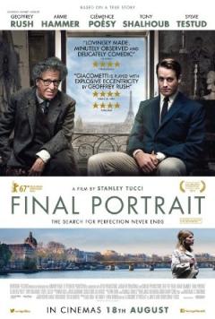 Final Portrait - Trailer