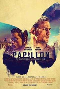 Papillon - official trailer